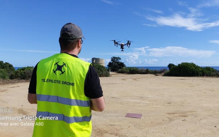 AERO DRONE SERVICE CENTRE DE FORMATION CORSE