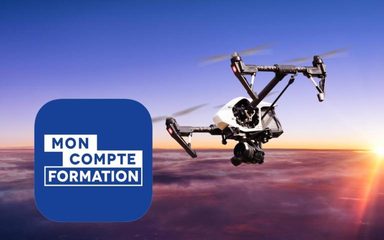Le CFAD vous forme au métier de télépilote de drone